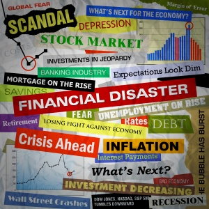Business Financial Disaster Headlines