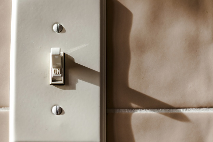 Light Switch - On